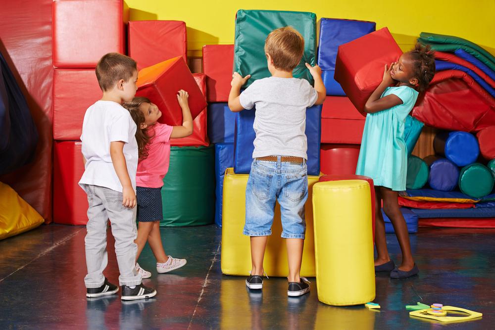 Spielpark als Bewegungsbaustelle aufbauen