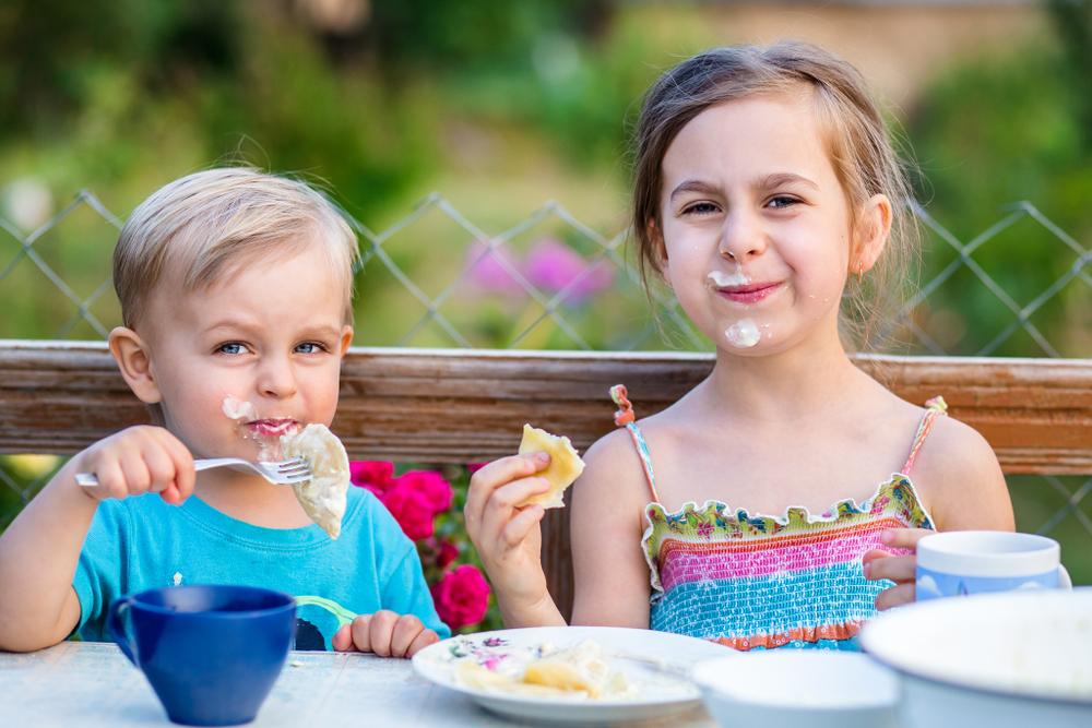 Das Sommerfest im Kindergarten, als Highlite des Jahres