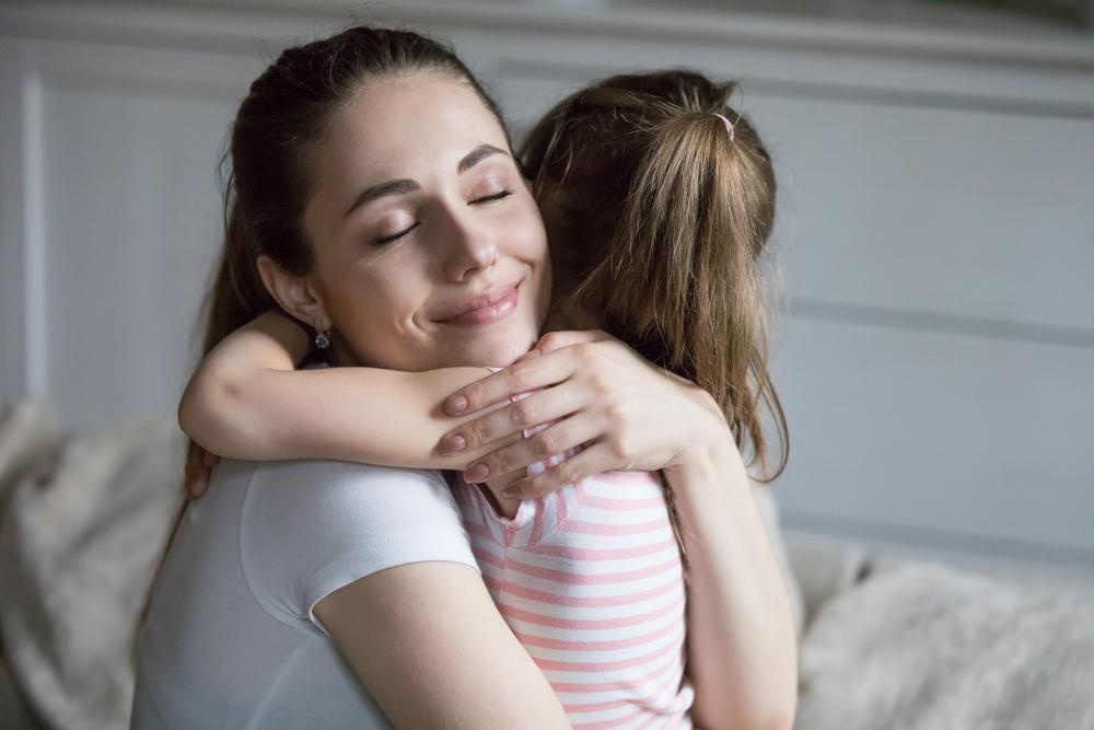 emotionale Bindung zwischen Kindern und Eltern