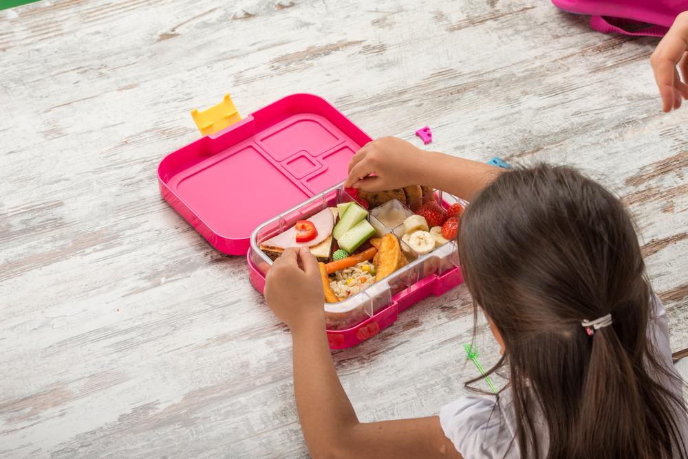 Nicht nur die Bewegung im Kindergarten ist wichtig, auch die Ernährung spielt eine wesentliche Rolle