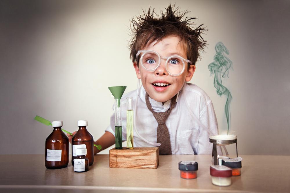 Regeln bei Experimenten festlegen, Gefahr bannen durch Regeln mit Kindern