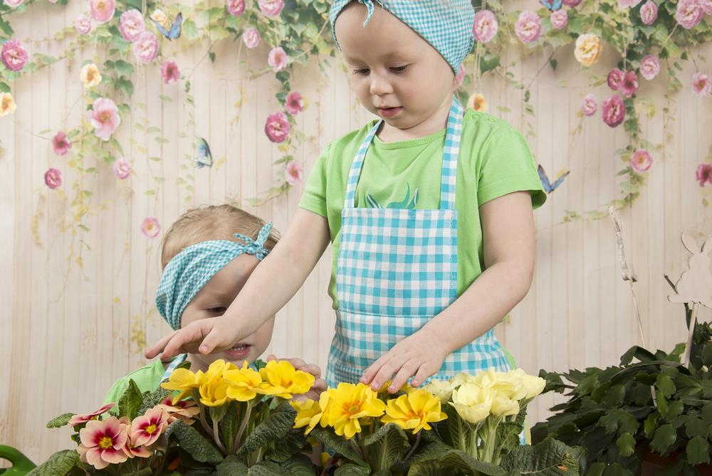 Aktivitäten für Kinder im Frühling, Gartenarbeit für Kinder in der Kita im Frühling