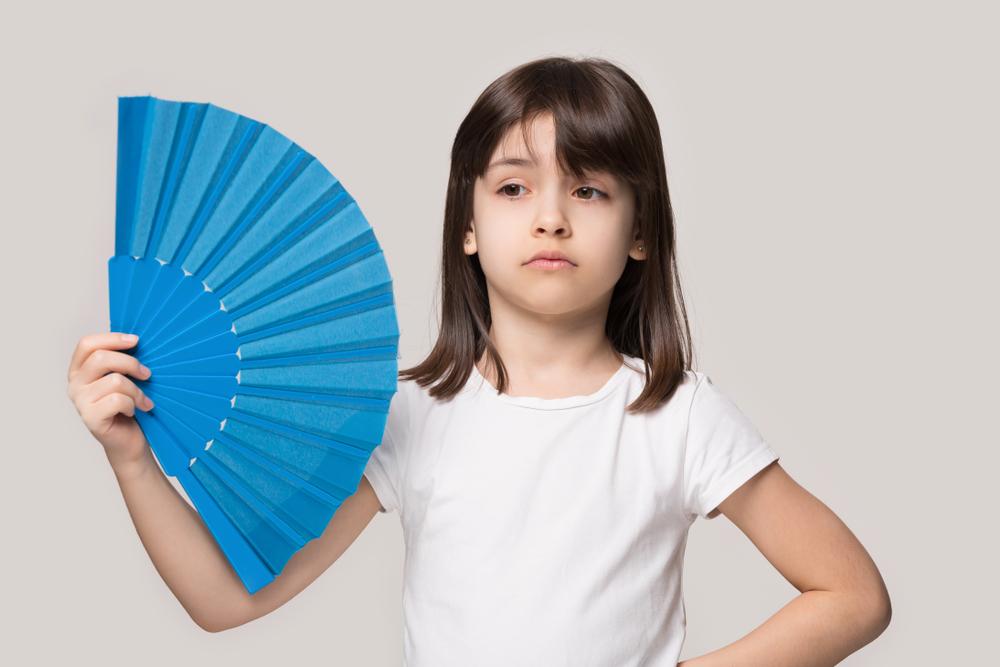Frische Luft, Lüften im Kindergarten, Frische Luft in der Natur mit Kindergarten