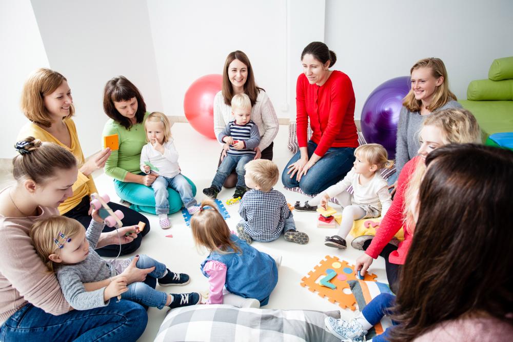 positive Kommunikation mit Kindern, Kommunikation Team Kita