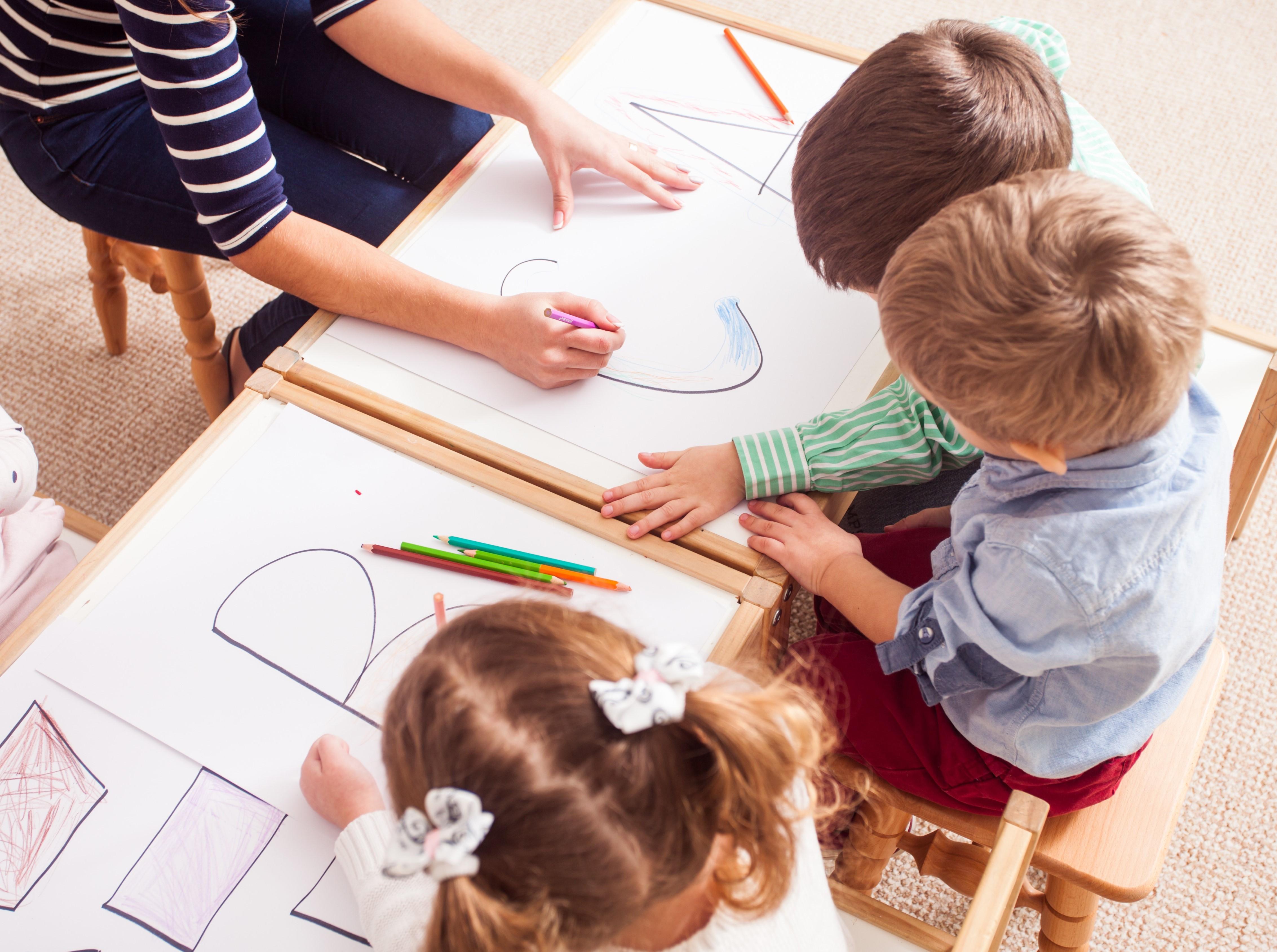 Konzentration spielerisch aufrechterhalten bei Kindern