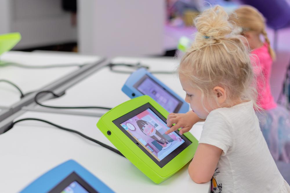 Kindergarten Mediennutzung, Elternhaus Mediennutzung, Kinder und Tablet, Kindergarten und Tablet