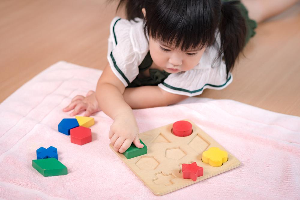 Motorik bei Kindern fördern, Hand-Augen-Koordination verbessern