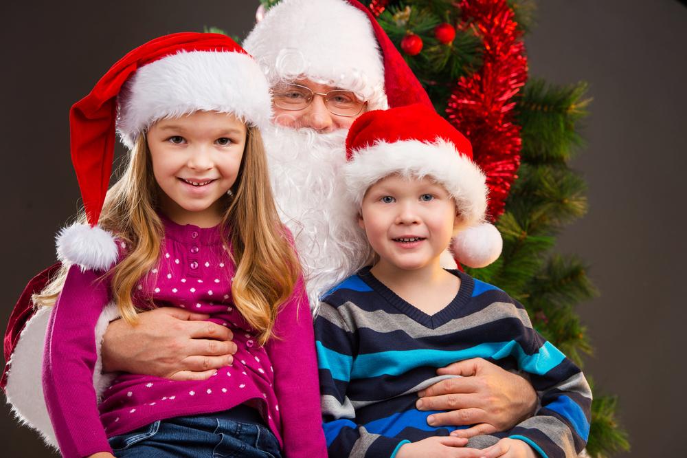 Nehmen sie Kindern die Angst vor dem Nikolaus. Sprechen Sie mit den Kindern vorab im Morgenkreis