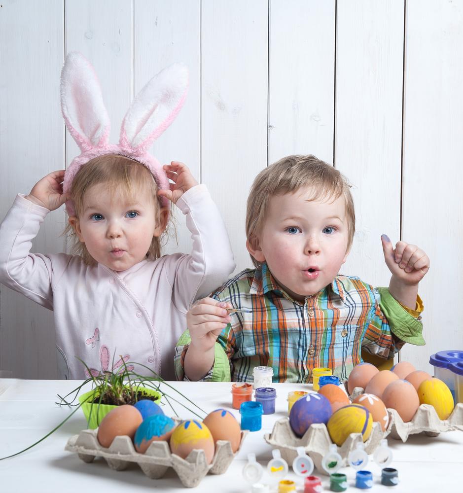 Ostern ist leider mit der eigentlichen Bedeutung in den Hintergrund geraten