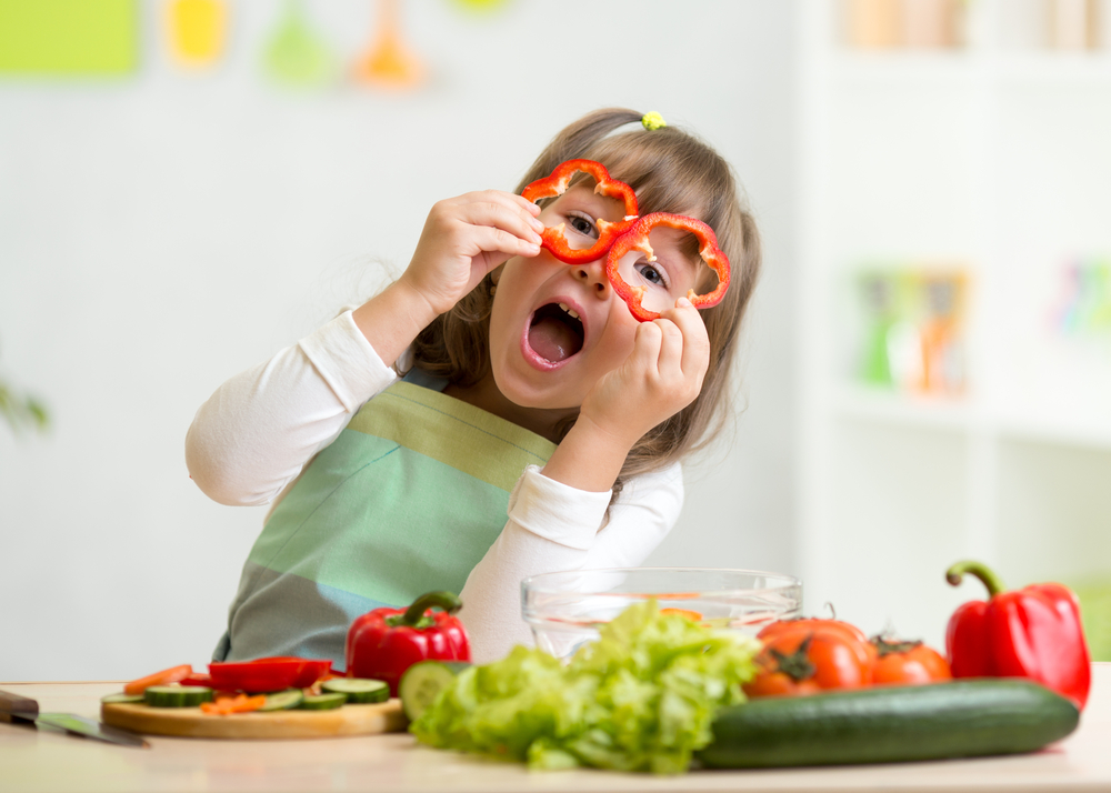 Rezepte für Kinder, Rezepte zum Kochen in der Kita, Essen mit Kindern vorbereiten