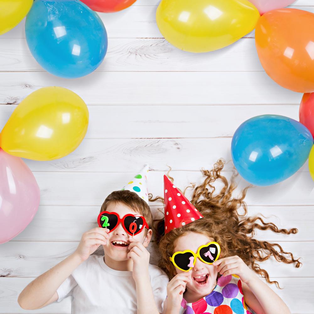 Silvesterspiele im Kindergarten, Luftballontanz