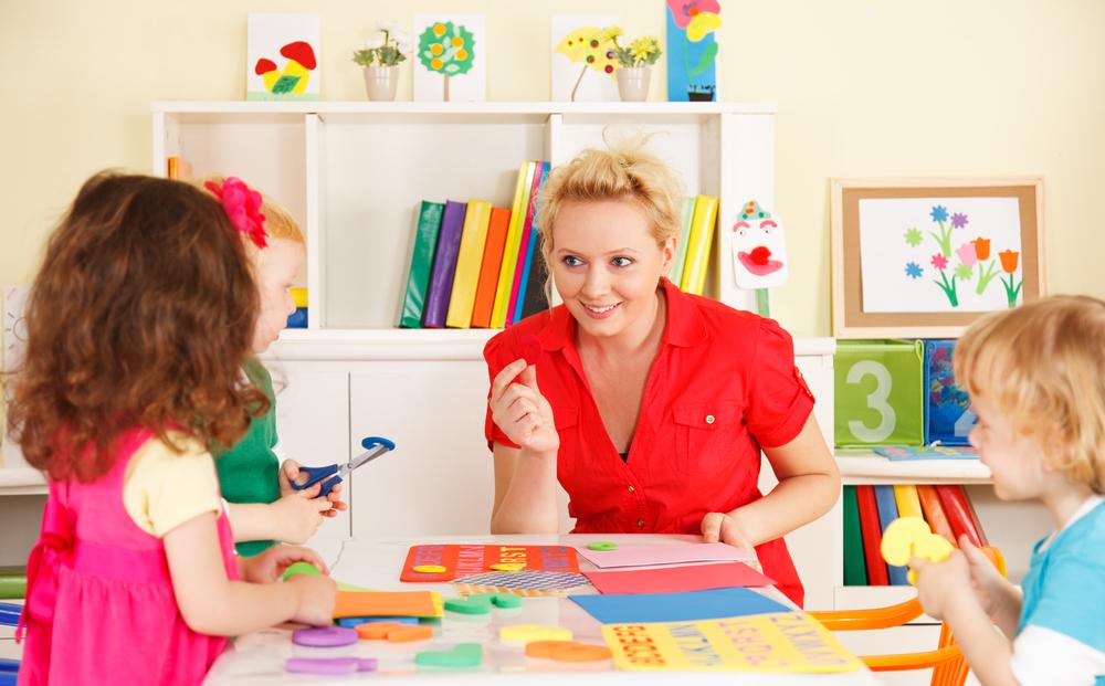 Sprachförderung für Kinder in der Kita, sprachliche Entwicklung für Vorschulkinder