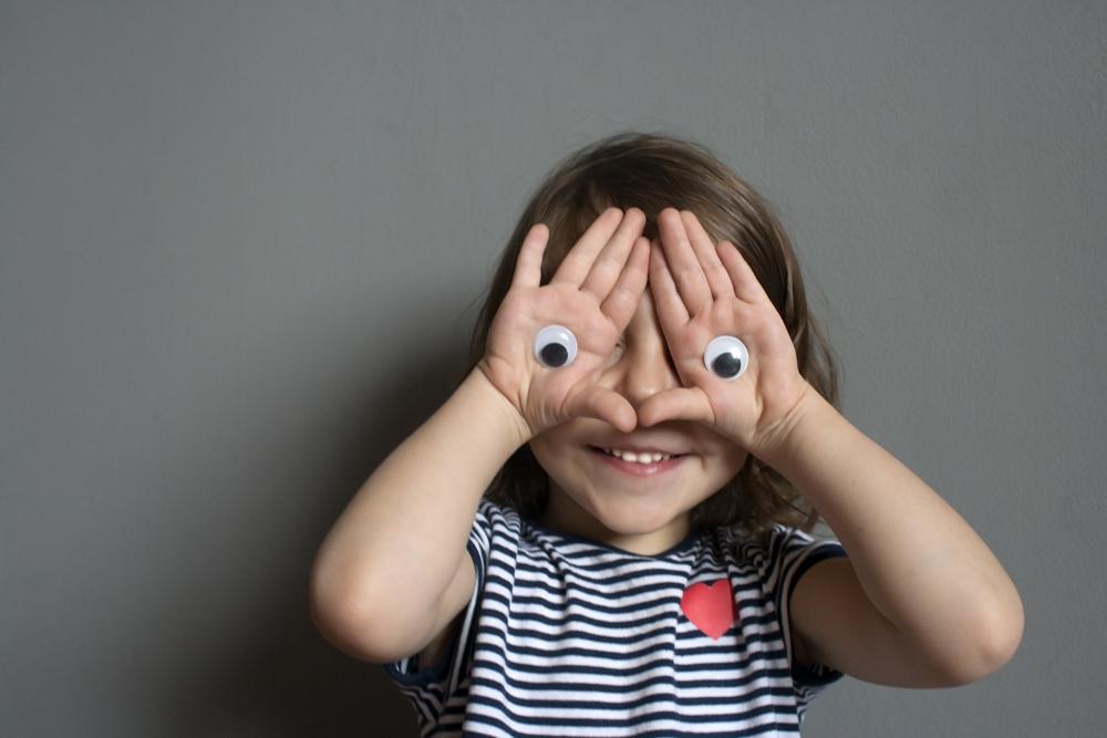 Blindspiele sind gut für Wahrnehmung