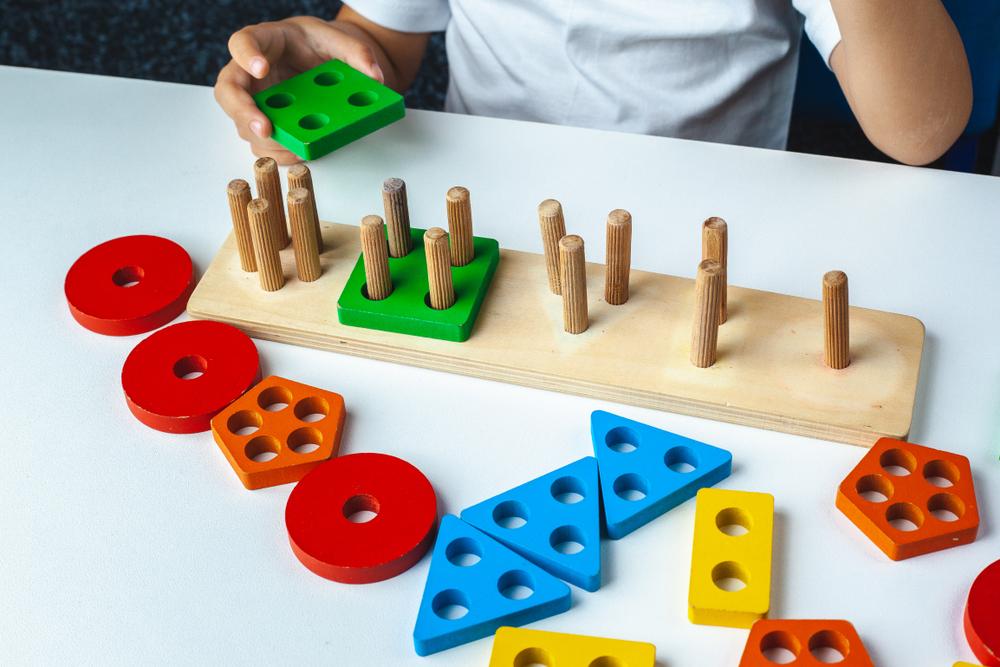Zahlenspiele und Mathematik zusammenfügen.