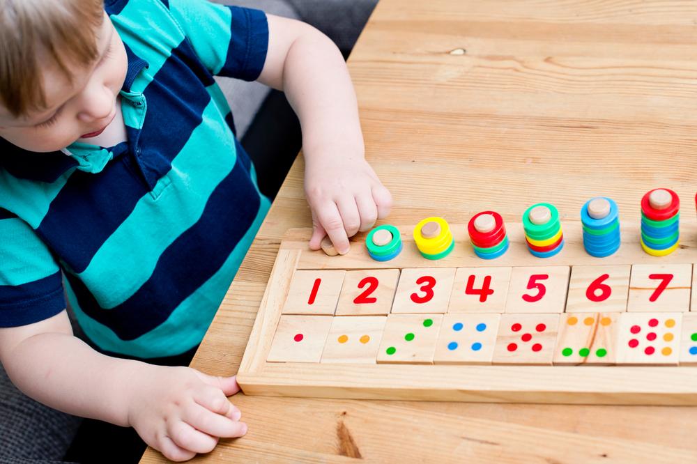 Kindern Zahlen spielerisch beibringen, Zahlen in der Kita lernen