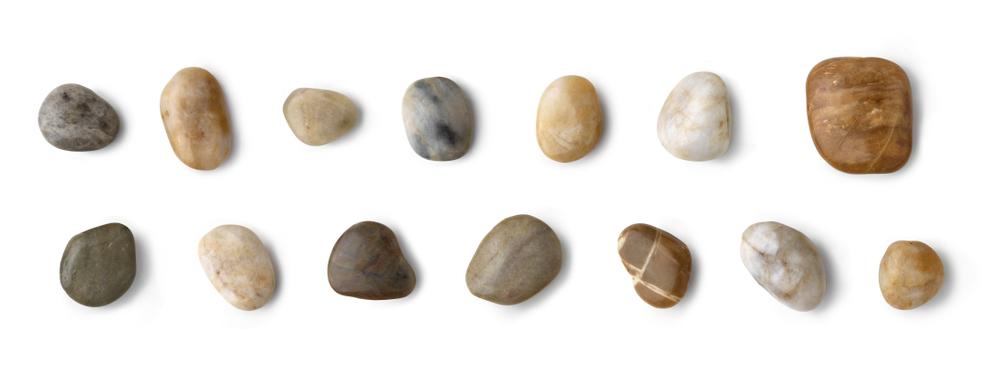 Steine sammeln Kindergarten, Spaziergang Steine sammeln, Basteln mit Steinen zum Vatertag