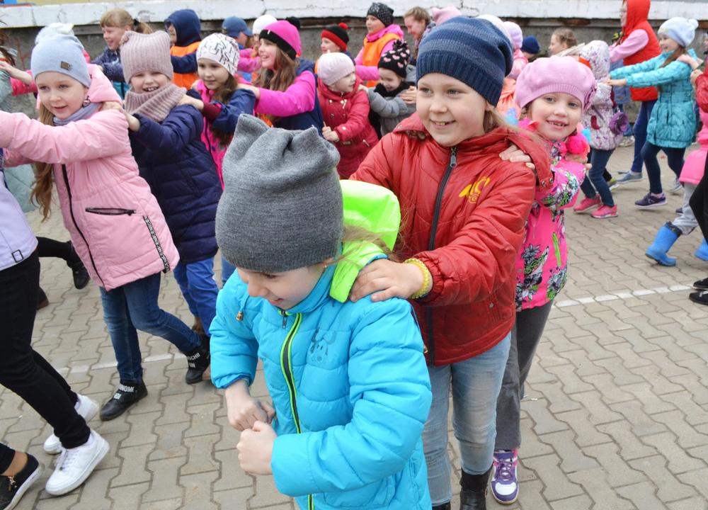 Polonaise ist immer angesagt, Fasching, Geburtstag, Feste im Kindergarten