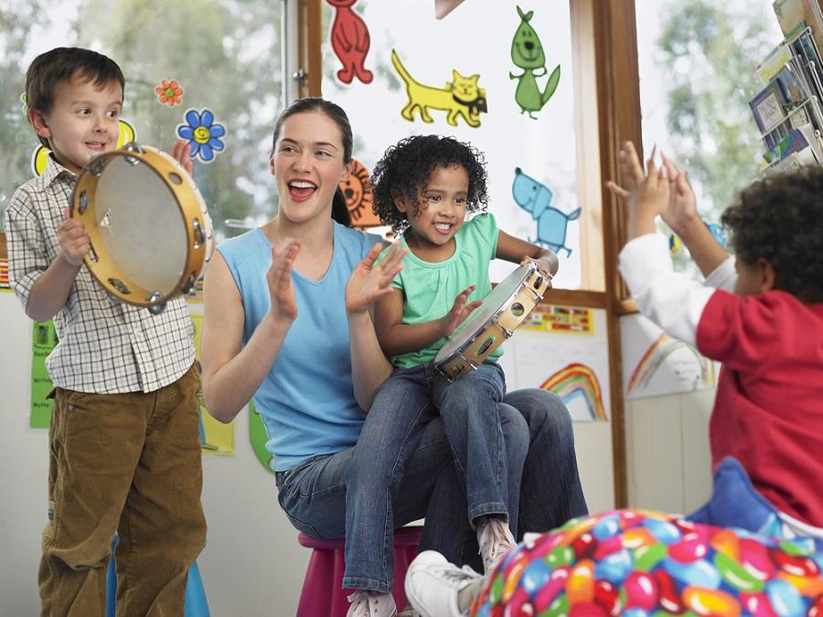Klatschspiele im Kindergarten, Kinder mögen Klatschspiele